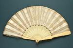 Folding Fan; c. 1870-80; LDFAN2011.120