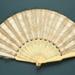 Folding Fan; c. 1880; LDFAN2011.120