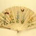 Folding Fan; c. 1890; LDFAN1994.250