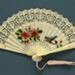 Brisé Fan; c.1960s; LDFAN2011.14