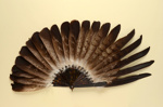 Feather Fan; LDFAN1989.12
