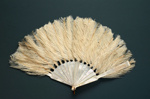Feather Fan; 1883; LDFAN2011.21