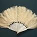 Feather Fan; 1883; LDFAN2011.21