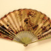 Advertising fan for Restaurant de L'Hermitage, Monte Carlo and Princes Restaurant, Piccadilly London; C.H. Brewer; c.1904; LDFAN2013.2.HA