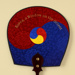 Fixed Fan; Korea National Tourism Organisation; 2002; LDFAN2003.433