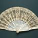 Folding Fan; c. 1870; LDFAN2011.85