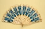 Folding Fan; c. 1860; LDFAN1994.82