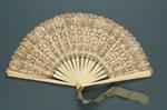 Folding Fan; c. 1890; LDFAN2011.138