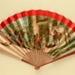 Folding Fan; c. 1890; LDFAN1994.229