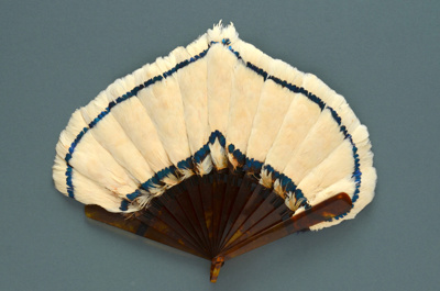 Feather Fan; 1920s; LDFAN1998.49