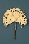 Fixed Fan; Early 20th Century; LDFAN1992.46