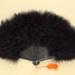 Feather Fan; c. 1970; LDFAN1994.26