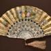 Folding Fan; c. 1860; LDFAN1996.21