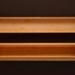 Folding Fan, Box & Travelling Box; c. 1860-70; LDFAN1997.13.1 & LDFAN1997.13.2