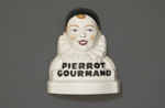 Advertising bust for 'Pierrot Gourmand'; LDFAN2020.32