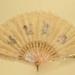 Folding Fan; c. 1890; LDFAN2009.55