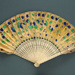 Feather Fan; c. 1860; LDFAN2011.20