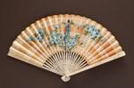 Folding Fan; c. 1920; LDFAN1994.217