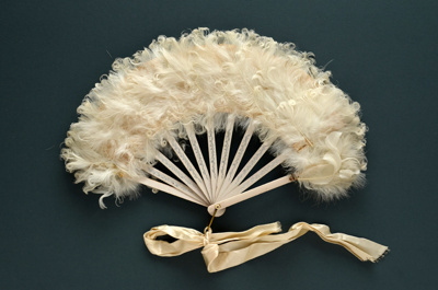 Feather Fan; LDFAN1992.97