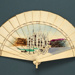 Brisé Fan; c. 1925 - 30; LDFAN2009.43