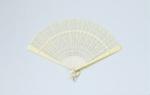 Folding Fan, Brisé; c.1950s; LDFAN2018.57
