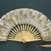 Feather Fan; c. 1840-1850; LDFAN1992.63