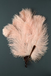 Feather Fan; c. 1920; LDFAN2003.92.Y