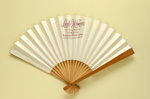 Advertising fan for motion picture, 'Little Women', 1994; c.1994; LDFAN2012.63