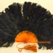 Feather Fan; c. 1920; LDFAN2009.59