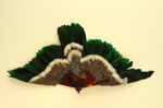 Feather Fan; c. 1900-1910; LDFAN2011.91