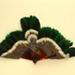 Feather Fan; c. 1900-1910; LDFAN2011.91