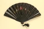 Folding Fan; c. 1930; LDFAN1994.39