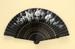 Folding Fan; c.1960; LDFAN2003.360.Y