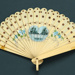 Brisé Fan; c. late 1920s; LDFAN1994.102
