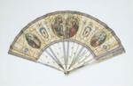 Folding Fan; c. 1790; LDFAN2018.84