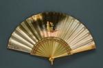 Folding Fan; c. 1910; LDFAN2012.20