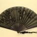 Folding Fan; c. 1900; LDFAN1994.199
