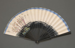 Folding Fan. Commemorative Fan for Worshipful Company of Fan Makers; LDFAN2021.2 A+B