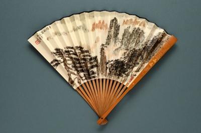 Folding Fan; LDFAN2011.123
