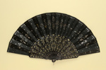 Folding Fan; c. 1910; LDFAN1992.12