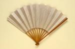 Folding Fan; c. 1900; LDFAN2006.33