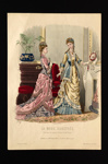 Fashion Plate; Reville, Laure Noel; 1878; LDFAN1990.97