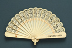 Advertising Fan; c. 1914; LDFAN1994.99