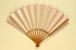 Folding Fan; c. 1900; LDFAN2006.34