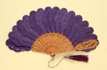 Palmette Fan; c. 1870s; LDFAN2003.14.Y