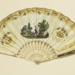 Folding Fan; c. 1830;  LDFAN2018.17