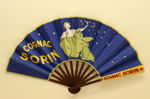 Advertising fan for Cognac J. Sorin; Eventails Chambrelent, Spring, J.; c. 1930; LDFAN1990.35