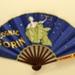 Advertising fan for Cognac J. Sorin; Eventails Chambrelent, Spring, J.; c. 1930; LDFAN1990.35