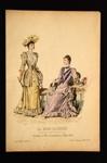 Fashion Plate; Charles Rabouille, Anais Toudouze; 1891; LDFAN1990.54