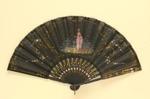 Folding Fan; c. 1918; LDFAN2003.241.Y